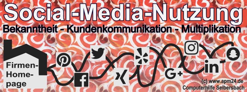 Thumb zum Blog Weshalb Social-Media-Nutzung für Unternehmen wichtig ist