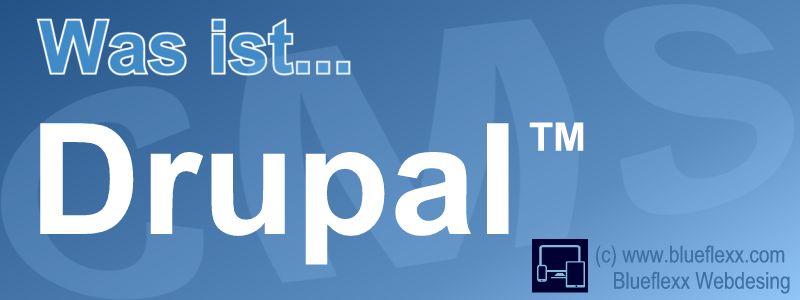 Thumb zum Blog Was ist Drupal?